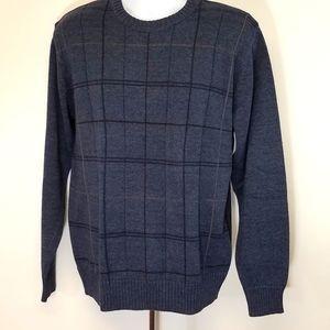 Oscar De La Renta Sweater Men's NWT VTG L